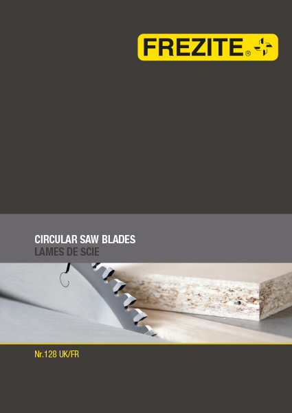 Circular Saw Blades Catalogue