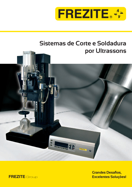 Cutting and Welding Systems by Ultrasound